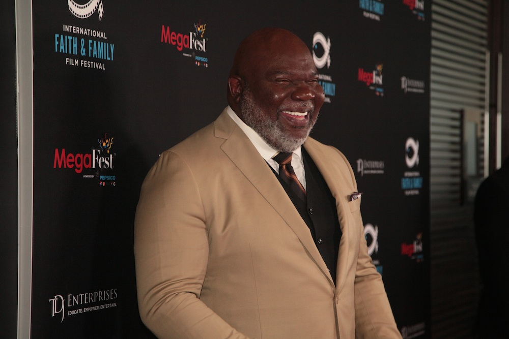 Bishop T D  Jakes Explains Blessing Of Being Crushed   Ambo TV