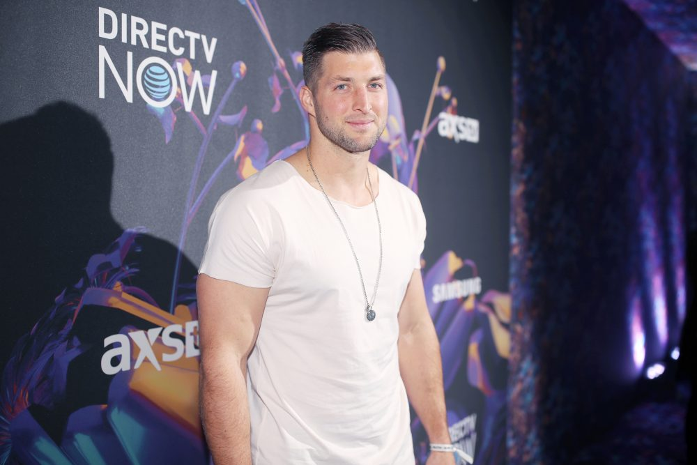 half off 0ef3d 7ef18 This Is Why Tim Tebow Isn't Letting Baseball Critics Get to ...