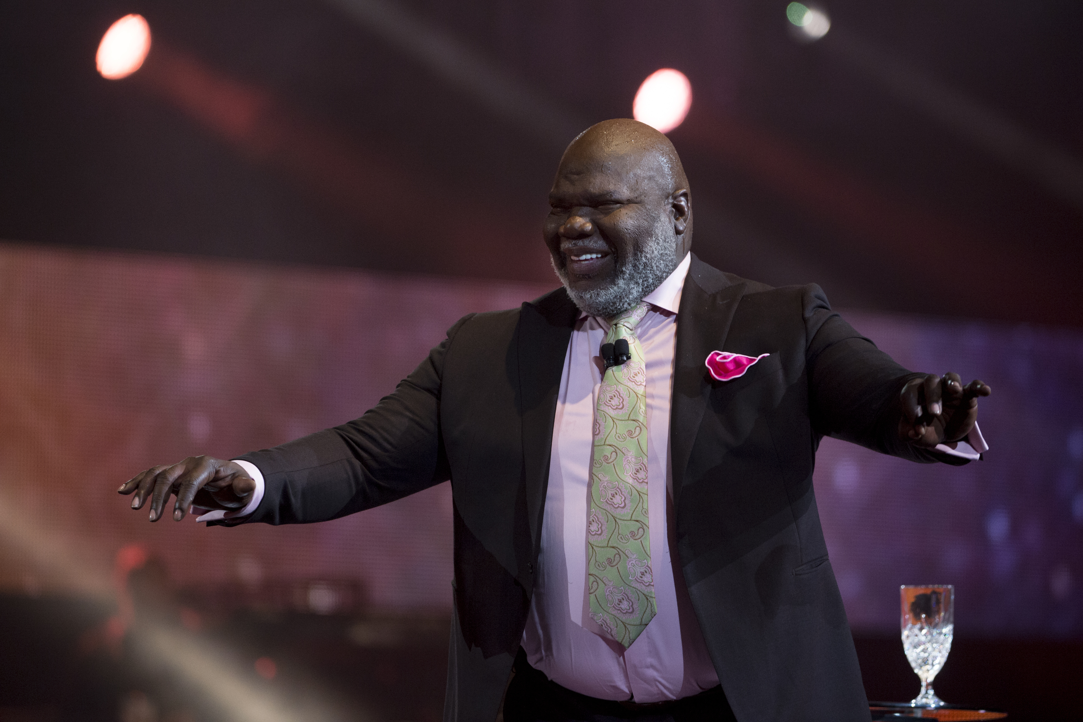 T D  Jakes Readies New Reality Gospel Singing Competition | Ambo TV