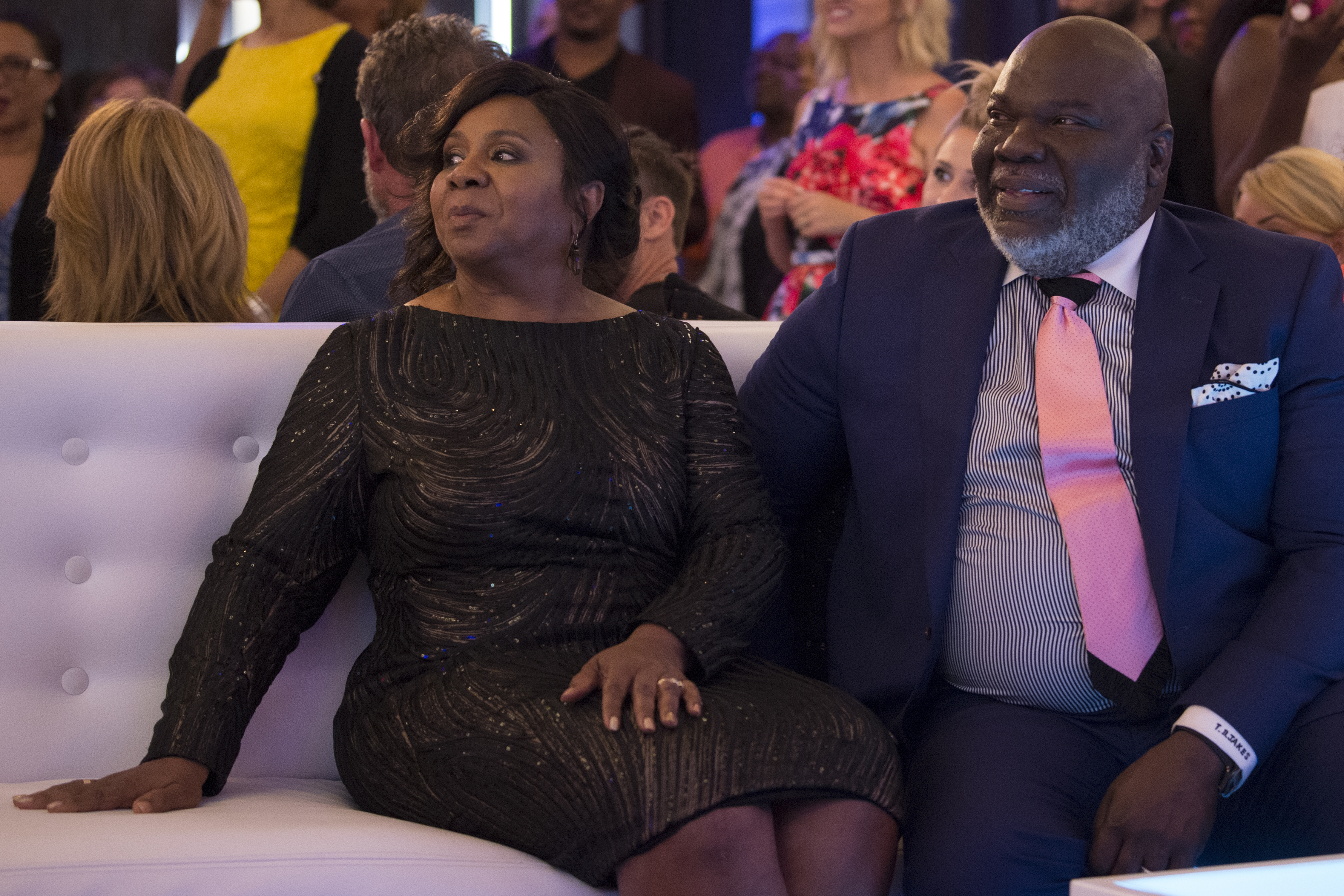 T D  Jakes, Wife And Family Reflect On Love On Anniversary
